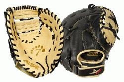 tar System Seven FGS7-FB 13 Baseball First Base Mitt (Right Hand Throw) : Designed with t