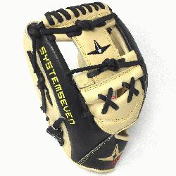 stem Seven Baseball Glove 11.5 Inch (Left Handed Throw) : Design