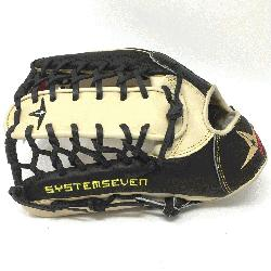 FGS7-OFL is an 12.75 pro outfielders pattern with a long and deep pocket. As an Outfield B