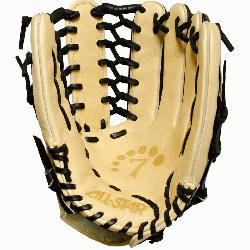 Seven FGS7-OFL is an 12.75 pro outfielders pattern with a long and deep pocket. As an Outf