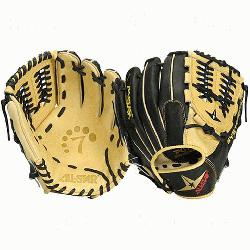 ar System Seven FGS7-PI Baseball Glove 11.75 (Left Handed Throw) : Designed with the