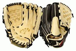 m Seven FGS7-PT Baseball Glove 12 Inch (Right Handed Throw) : Designed with the same high quali