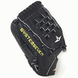 System Seven FGS7-PTBK Baseball Glove 12 Inch (Left Handed Throw) : Designed