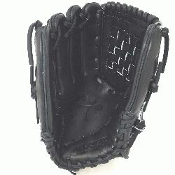 m Seven FGS7-PTBK Baseball Glove 12 Inch (Left Handed Th