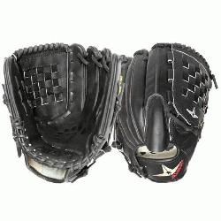 em Seven FGS7-PTBK Baseball Glove 12 Inch (Left Handed Throw) : Designed with the same high qualit