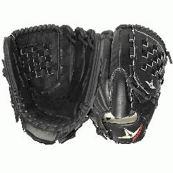 m Seven FGS7-PTBK Baseball Glove 12 Inch (Right Handed Throw) :