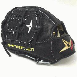 he Pick 9.5 inch fielding training mitt is modeled after the CM100TM