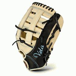 3 Finger FGSBV-12.5 Fastpitch Softball Glove 12.5 Inch (Right Han