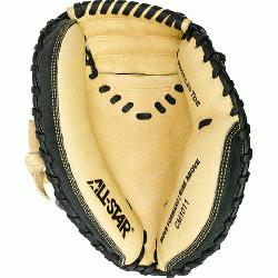evel mitt, the All Star CM1011 Youth Comp 31.5 Catchers Mitt is an ideal choice to