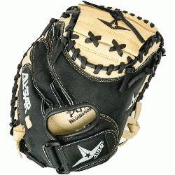 el mitt, the All Star CM1011 Youth Comp 31.5 Catchers Mitt is an ideal choice to g