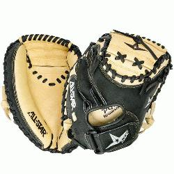 ntry level mitt, the All Star CM1011 Youth Comp 31.5 Catchers Mitt is an ideal cho