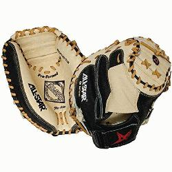 entry level adult sized mitt offering many features found in the elite level gloves. P