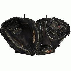 Mitt CM3000SBK Pro 33.5 inch (Right Handed Throw) : Allstar black CM3000 Catc