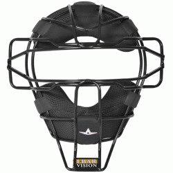 t Ultra Cool Tradional Mask Delta Flex Harness Black (Navy) : All Star Catc