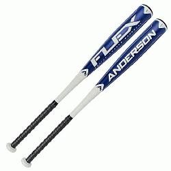 Flex -10 Senior League 2 34 Barrel bat is made from the same type