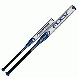 15 Flex Slow Pitch bat is Virtually Bulletproof! Constructed from our aerospace alloy the one pie
