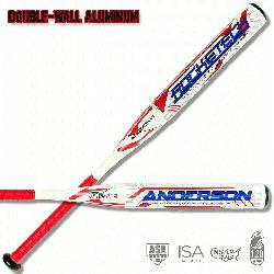 End Loaded for more POWER, guaranteed! Approved By All Major Softball A