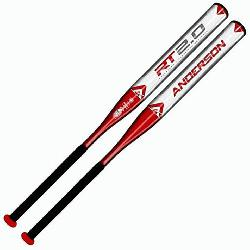Anderson Rocketech 2.0 Slowpitch Softball Bat USSSA