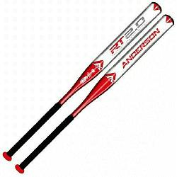 derson Rocketech 2.0 Fastpitch Softball Bat (33-i