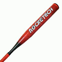 8 Rocketech -9 /strongFast Pitch Softball Bat is Virtually Bulletproof! /span