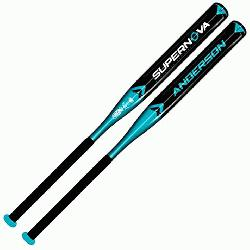 va Fast Pitch Softball Bat -10 (30-inch-20-oz) : The 2015 Anderson Supernova Fast P