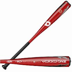 e Voodoo One Bat is made as a 1-piece and is cr