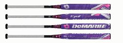 rini CF7 Hope Fast Pitch Softball Bat (-10) (32-inch-22-oz) : The -10 Hope packs the same punch, po