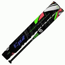 CF7 Insane -10 Fastpitch Softball Bat (33-inch-23-oz) : The bat that turned the fastpit