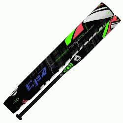 Insane -10 Fastpitch Softball Bat (33-inch-23-oz) : The bat t