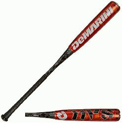 NVS Vexxum BBCOR Baseball Bat -3 (33-inch-30-oz) : The Demarini NVS Vexxum BBCO