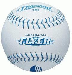 d 12BSC Majors 12 USSSA\xAE approved softball. W