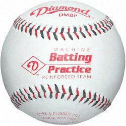 iamond Leather Pitching Machine Baseball (Dozen)br /br //strong Official 9