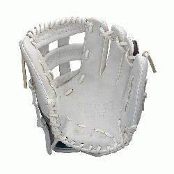 USA leather Quantum Closure SystemTM provides adjustable hand opening for optimized fit and
