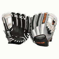 MK 1150LE Mako Series 11.5 Inch Infield Glove is made of Japanese Seto leather and features a me