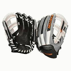 eball Glove EMK1175LE 11.75 inch (Right Hand Throw) : Eastons EMK 1175LE Mako Se