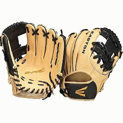 Easton Pro Baseball Glove EPG459WB 11.5 inch (Right Hand Throw) : Professional Series gloves from