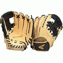 eball Glove EPG459WB 11.5 inch (Right Hand Throw) : Professional Series gloves from Easton
