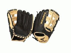Pro Baseball Glove EPG51BW 11.75 inch (Right Handed Throw) : Easton Professional Serie