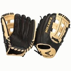 ll Glove EPG51BW 11.75 inch (Right Handed Throw) : Easton Professional Series baseball glo