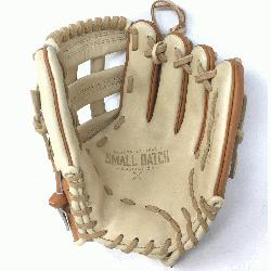 ns Small Batch project focuses on ball glove development using only premium leathers