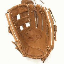 Small Batch project focuses on ball glove development using only premiu