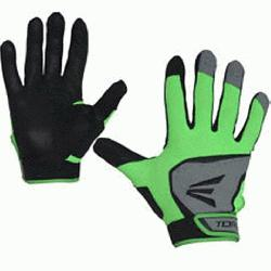 dult Batting Gloves 1 Pair (TealGreen, Large) : You want ba