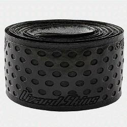 Dura Soft Polymer Bat Wrap 1.1 mm (Black) : Since 1993 Lizard Skins has created products to