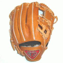 lugger 11.25 I Web Open Back Pro Flare Series Baseball Glove Stiff Hor