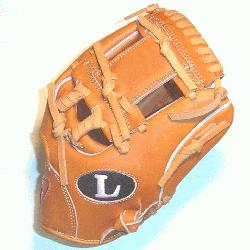 Slugger 11.25 I Web Open Back Pro Flare Series Baseball Glove Stiff Horween Code 55 Leather