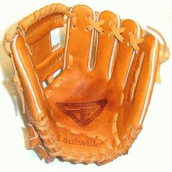 11.25 I Web Open Back Pro Flare Series Baseball Glove Stiff Horween Code 55 Leather Exclusive