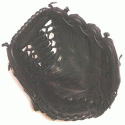 r 11.5 Omaha Crossover Series Black Modified Trap Web Baseball Glove. Crossover Seri