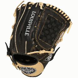 ouisville Slugger Omaha Flare series baseball glove combines L