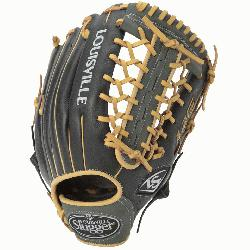 feel and an easier break-in period, the 125 Series Slowpitch Gloves are constru