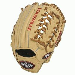 125 Series Cream 11.5 inch Baseball Glove (Right Handed Throw) : Built for superior feel and an ea